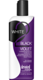 White 2 black Violet - Devoted Creations (251 ml)